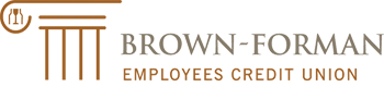Brown Forman CU Logo