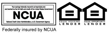 NCUA-Fair Housing